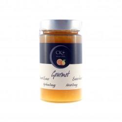 Dessertsauce Aprikose-Orange
