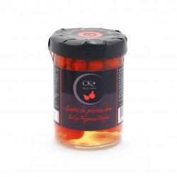 Pepperoni Tropfen rot