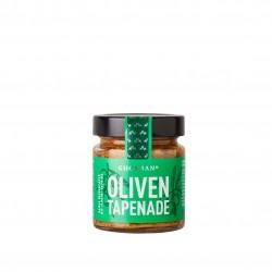 Grüne Oliven Tapenade