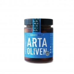 Grüne Arta Oliven - Konservolia - ohne Kern