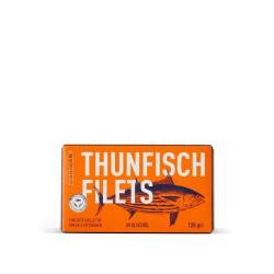 Thunfisch-Filets in Olivenöl - 120 g
